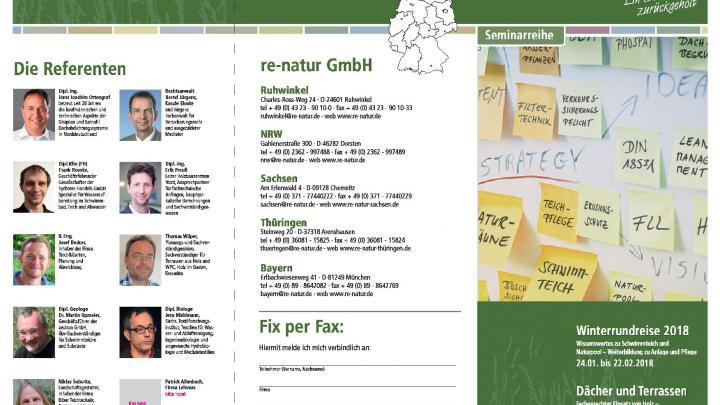 Winterrundreise bei der re-natur Sachsen GmbH